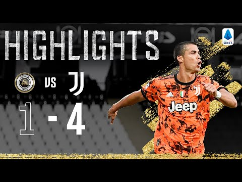 Spezia 1-4 Juventus | Ronaldo Returns with a Double! | Serie A Highlights