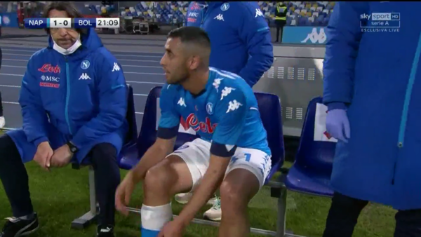 infortunio ghoulam