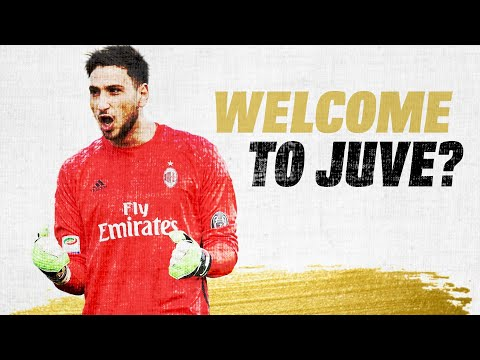 Le Migliori Parate di Gigio Donnarumma – Welcome to Juve?